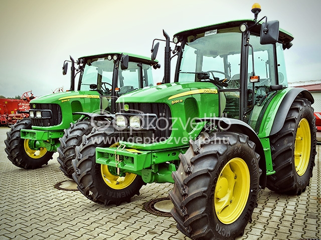 Túl az egymilliomodik traktoron