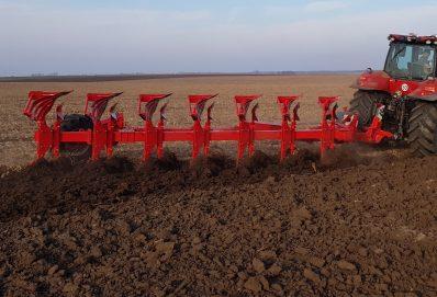 OPaLL-AGRI ORION félig függesztett váltvaforgató eke 5-9 vasú változatig