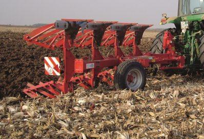 OPaLL-AGRI JUPITER függesztett váltvaforgató eke 3-5 vasú változatig