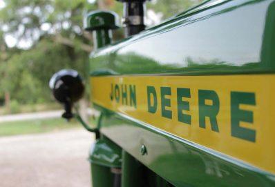 Robotok a John Deere gyáraiban