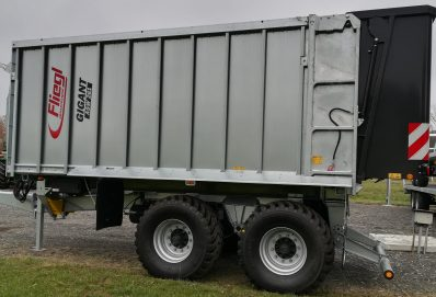 ASW 261 Tandem letolókocsi Gigant
