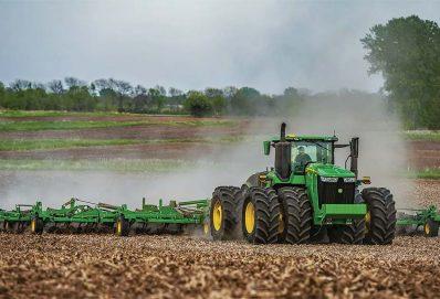 Érkeznek a vadiúj John Deere 9 Series traktorok